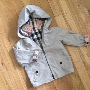 Burberry Reversible Jacket (18months)